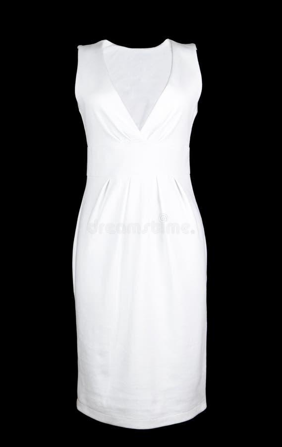 Witte Kleding stock afbeelding
