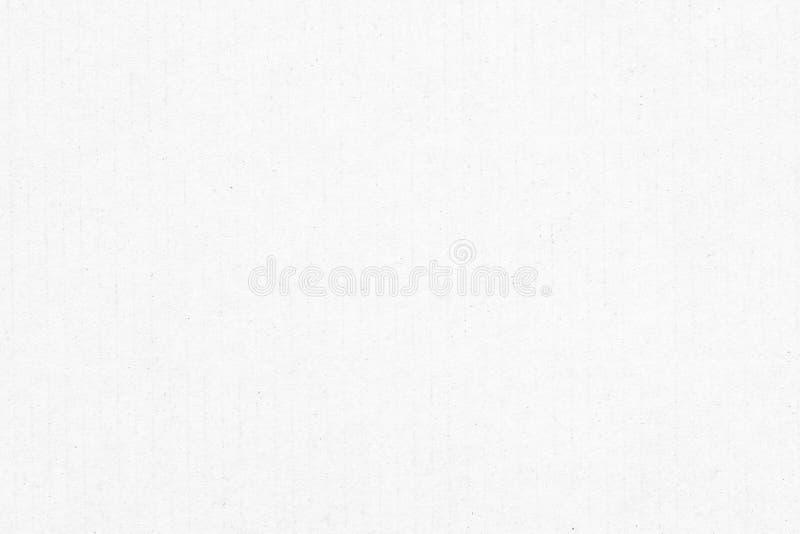 Witte kraftpapier-document textuur stock afbeeldingen