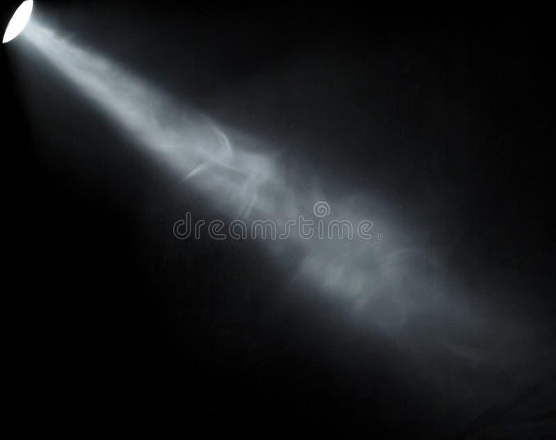 Witte Lichtstraal stock afbeeldingen