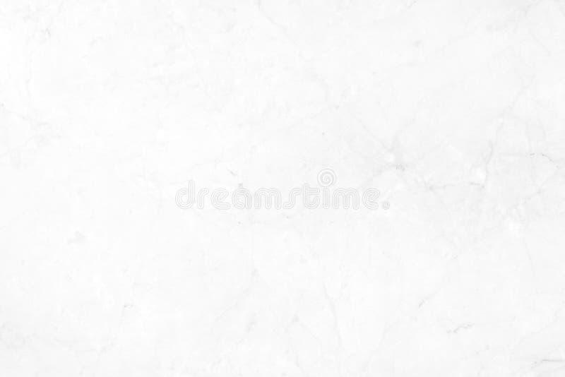 Witte marmeren achtergrond, natuurlijk die patroon, voor het ontwerpwerk wordt gebruikt stock foto's