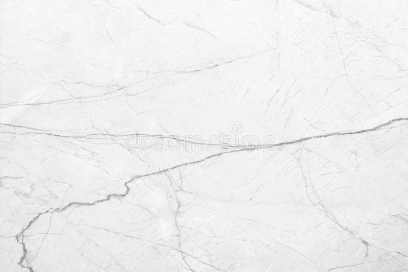 Witte marmeren textuur, gedetailleerde structuur van marmer in natuurlijke pa stock foto