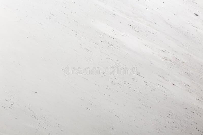 Witte marmeren textuur, gedetailleerde structuur van marmer in natuurlijke pa royalty-vrije stock afbeeldingen