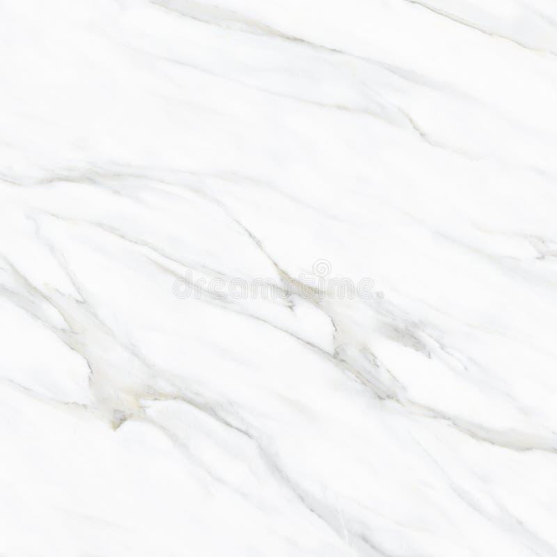 Witte marmeren textuur in natuurlijk patroon, Witte steenvloer Elegantie, teller stock afbeeldingen