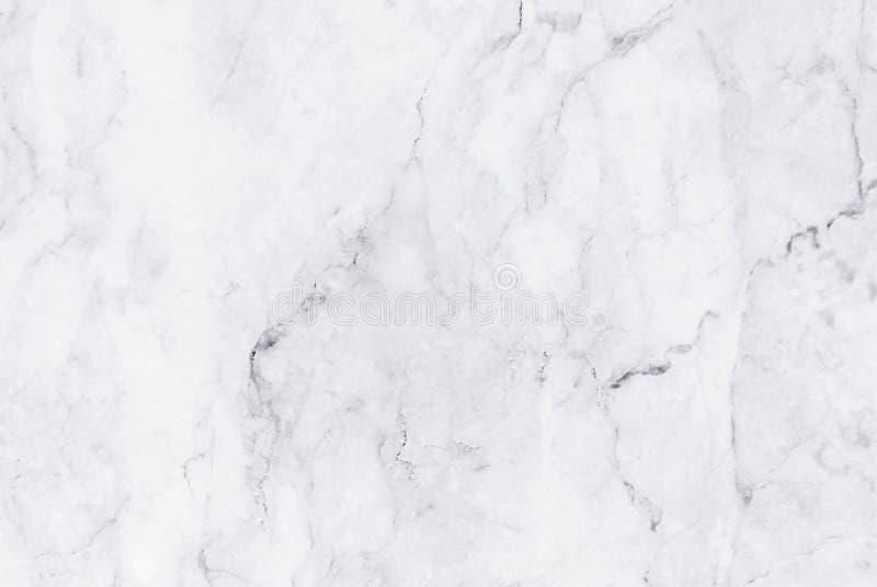 Witte marmeren textuur, Patroon voor het behang luxueuze achtergrond van de huidtegel royalty-vrije stock foto's