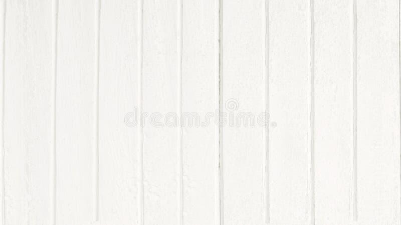 Witte natuurlijke houten muurachtergrond Houten patroon en textuur voor achtergrond royalty-vrije stock afbeelding