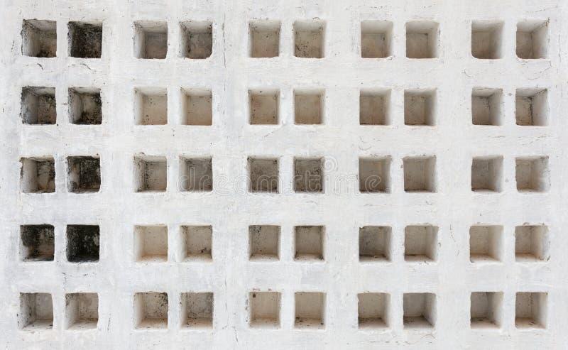 Witte oude muurtextuur royalty-vrije stock fotografie
