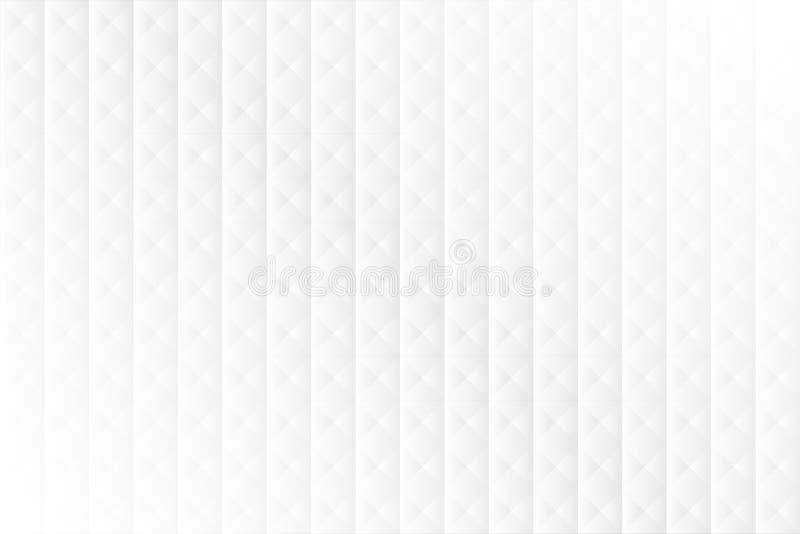 Witte samenvatting als achtergrond textuur met diagonale lijnen Het kan voor prestaties van het ontwerpwerk noodzakelijk zijn stock illustratie