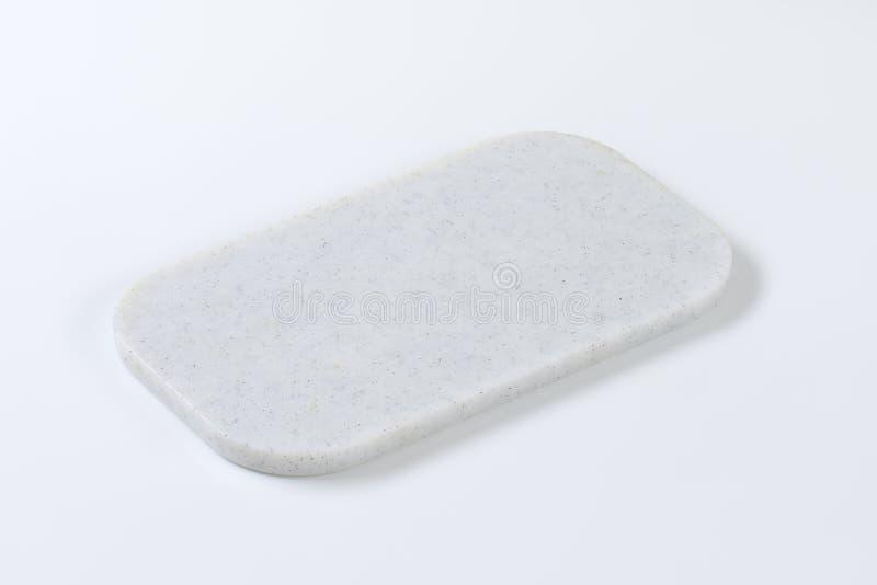 Witte scherpe raad stock foto's