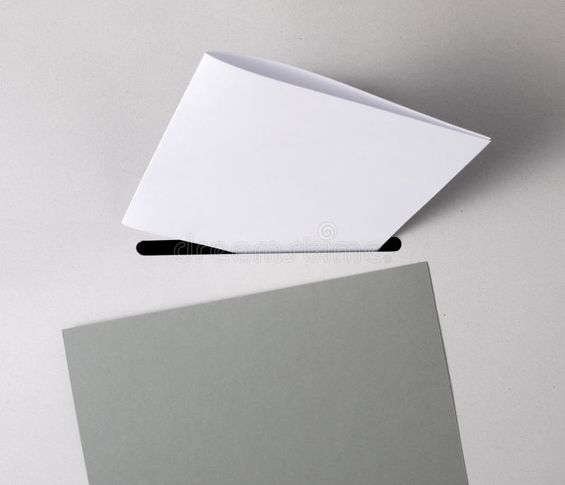 Witte stemming stock afbeeldingen