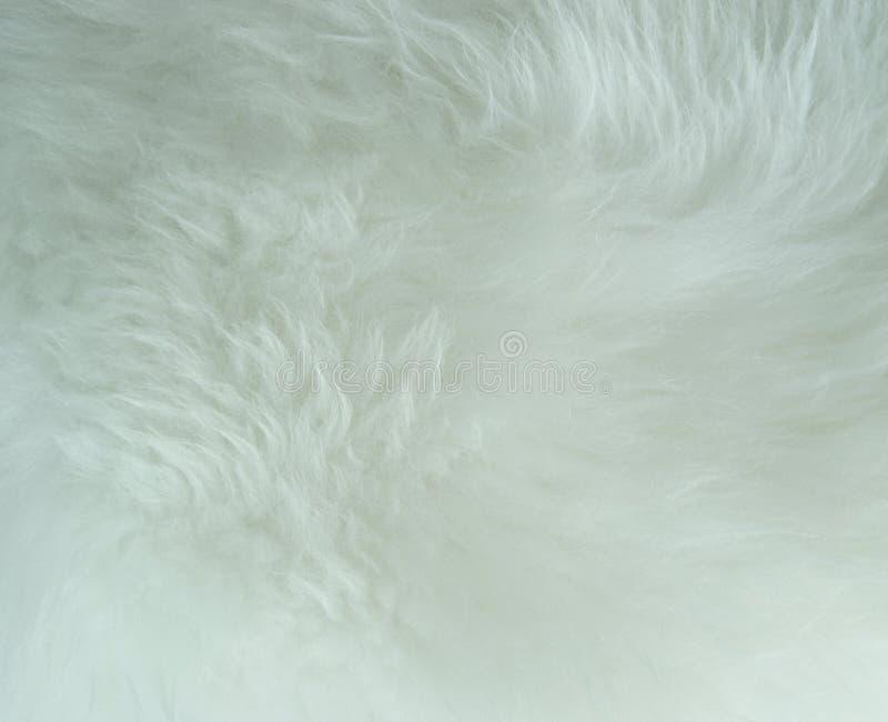 Witte stoffen zachte en gezwollen textuur royalty-vrije stock afbeeldingen