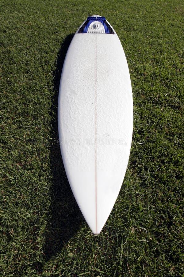 Witte Surfplank royalty-vrije stock foto's