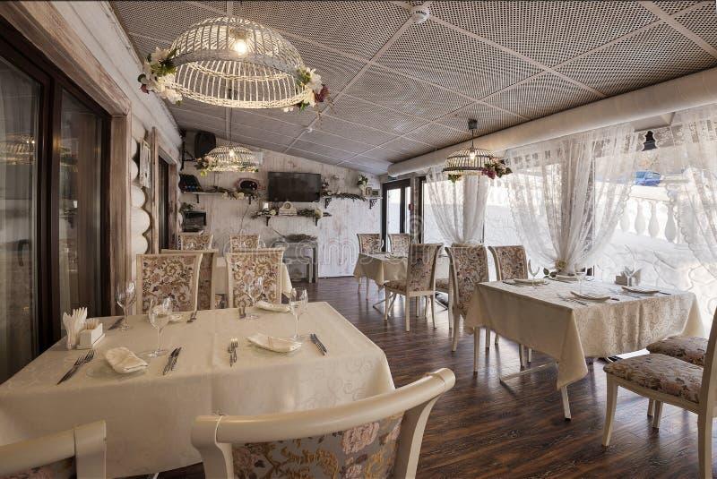Witte tafelkleden royalty-vrije stock fotografie