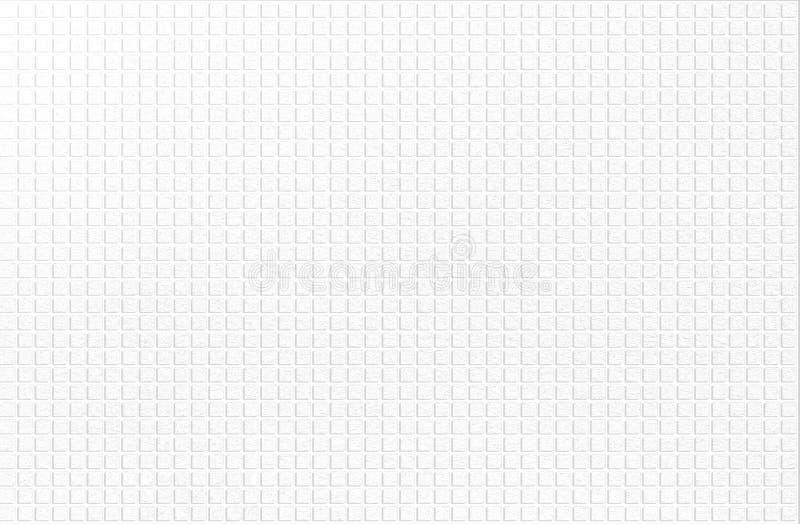Witte tegelmuur royalty-vrije stock foto's