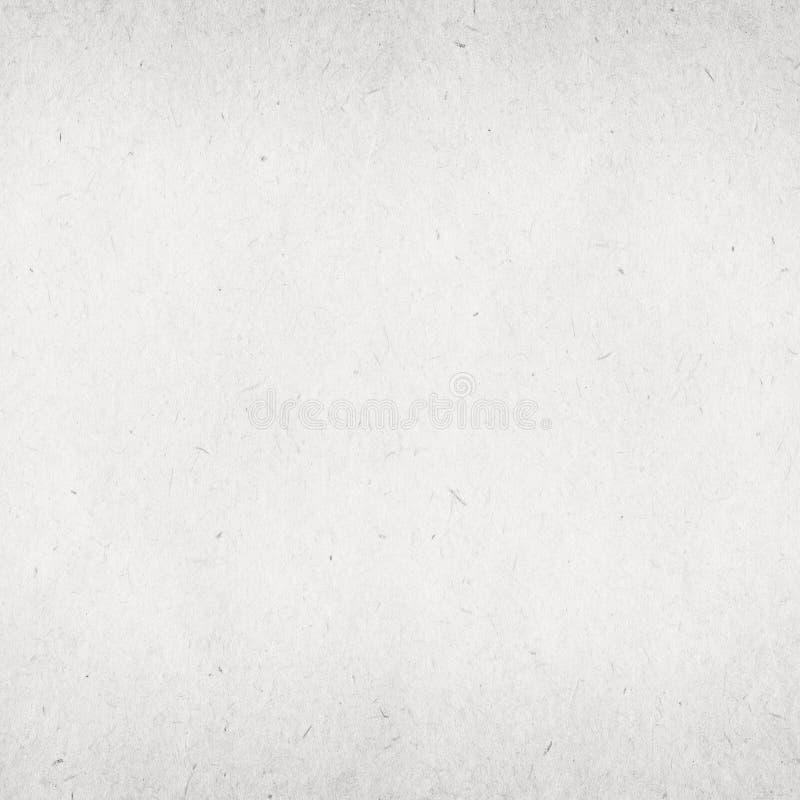 Witte vierkante ruwe notadocument textuur, lichte achtergrond voor tekst royalty-vrije stock afbeeldingen