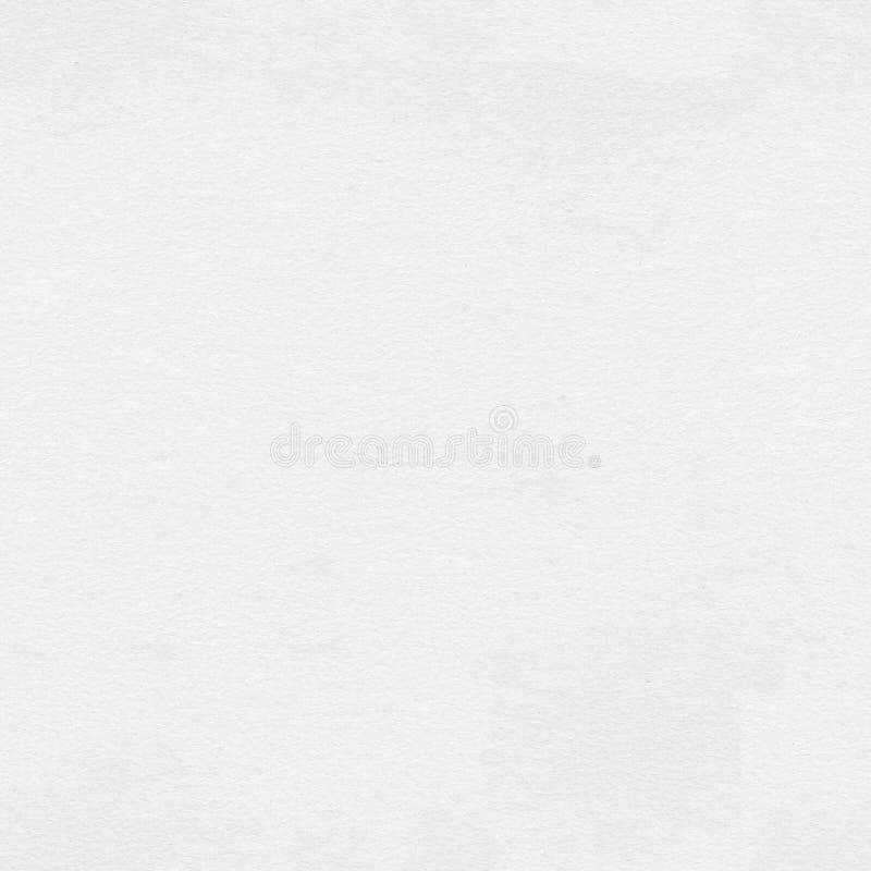 Witte waterverfdocument textuur De naadloze vierkante achtergrond, betegelt klaar stock foto