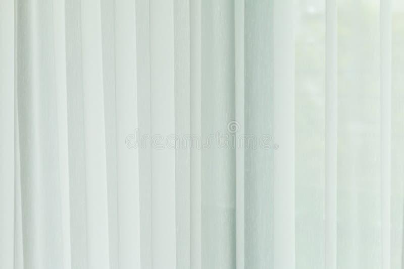 Witte zonneblindentexturen voor achtergronden stock foto's