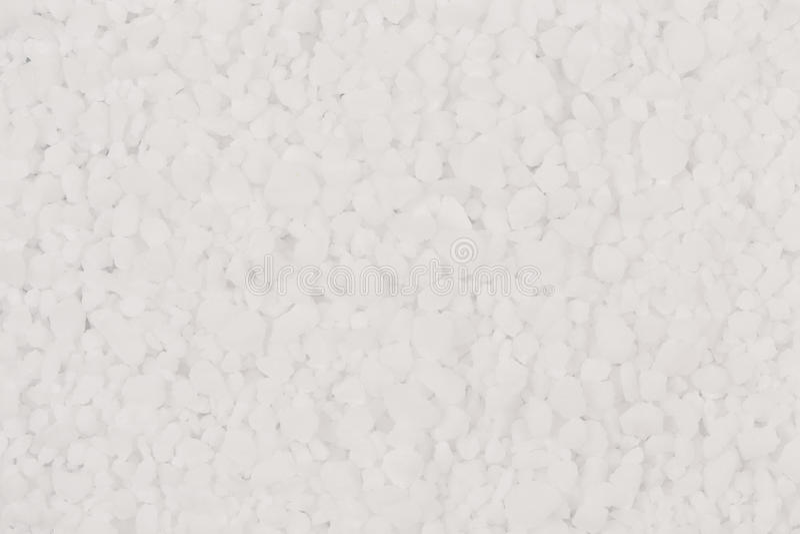 Witte zoute textuur stock afbeeldingen