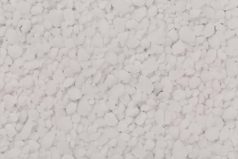 Witte zoute textuur stock fotografie