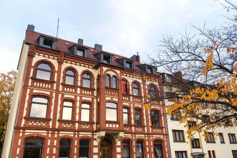 Witten Deutschland im Herbst stockbild