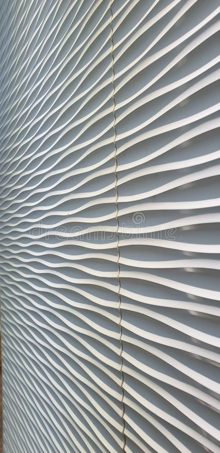 Wave ornamet 3d royalty free stock photography