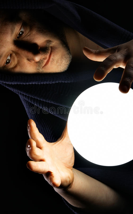 Download Wizard stock image. Image of evil, halloween, mitt, male - 10363983