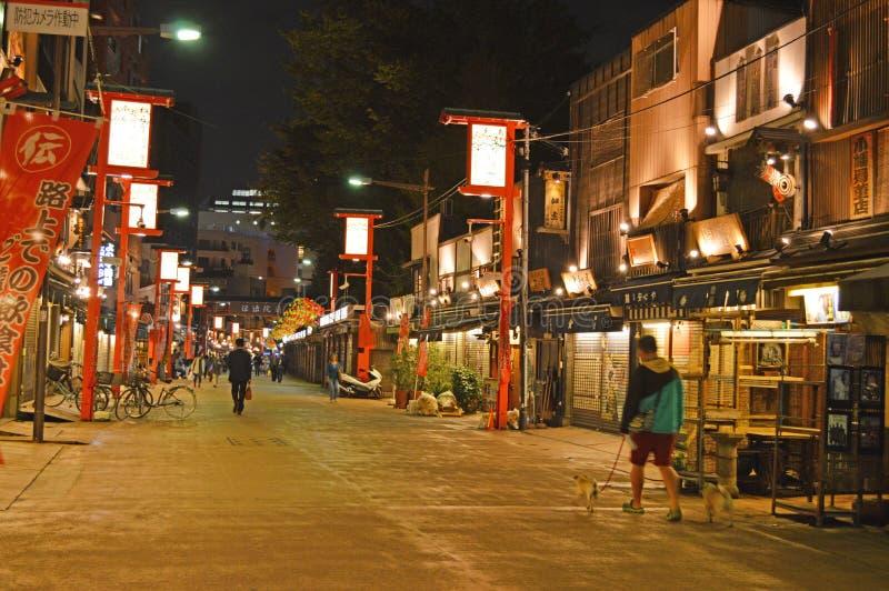Wizerunek Asakusa fotografia stock