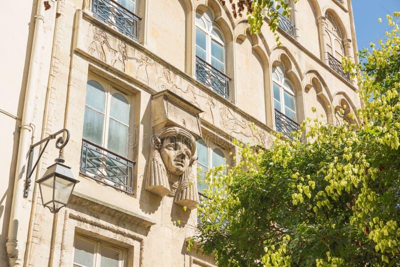 Wizerunek głowa Hathor obraz stock