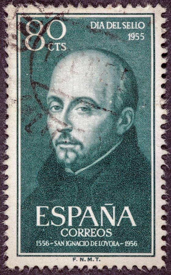 Wizerunek hiszpańszczyzny San Ignacio De Loyola fotografia stock