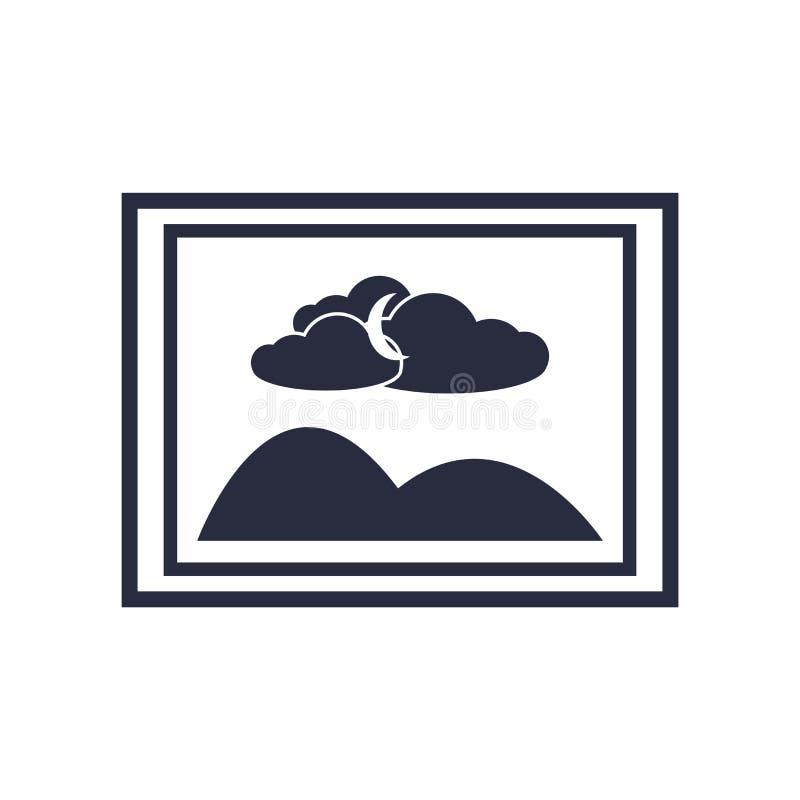 Wizerunek ikony wektoru znak i symbol odizolowywający na białym tle, ilustracji