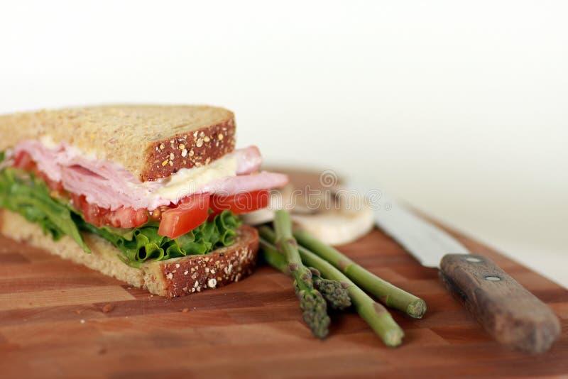 wizerunek kanapka zdjęcia stock