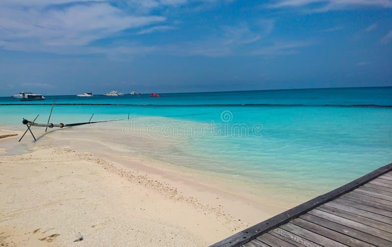 Wizerunek Kuramathi, Maldives zdjęcie royalty free
