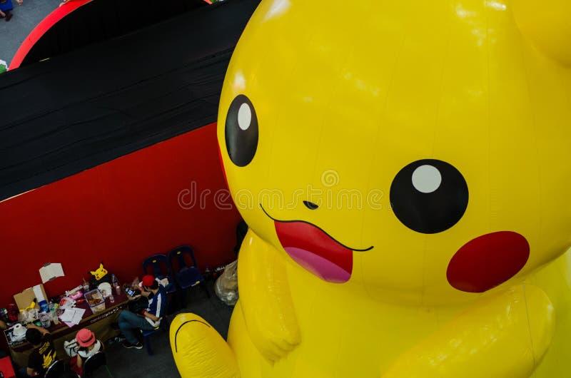 Wizerunek Pikachu obrazy stock