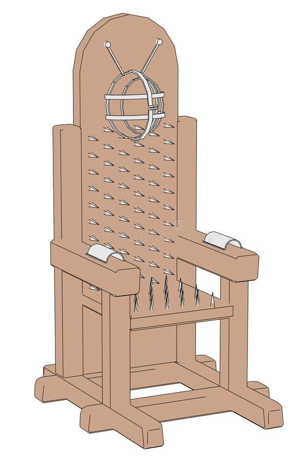 Wizerunek tortural narzędzie royalty ilustracja