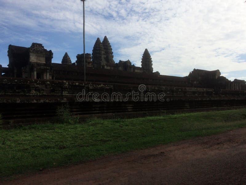 wizerunku Angkor wojny świątynia fotografia royalty free