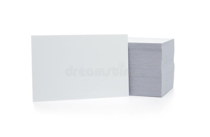 wizytówek kopii przestrzeń zdjęcie stock