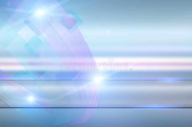Wizytówka szablon. ilustracji