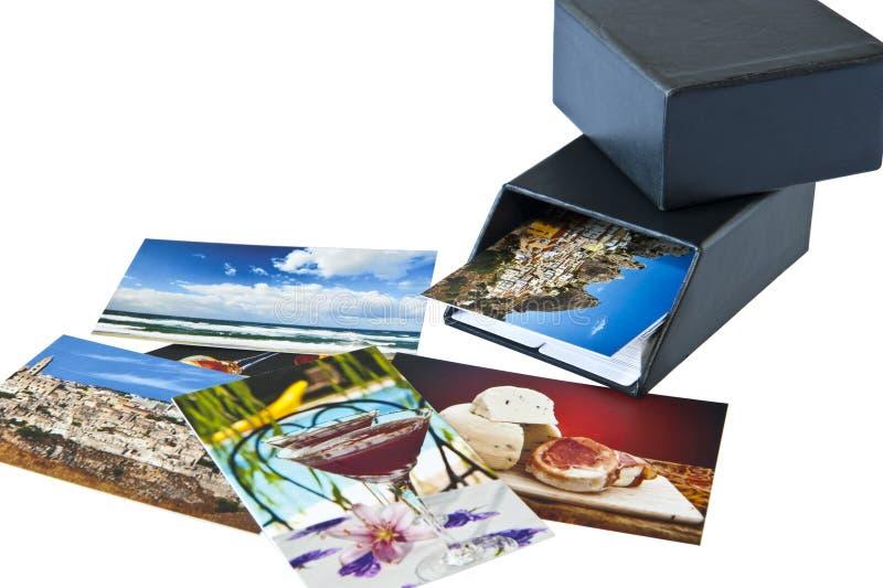 wizytówki obrazy stock