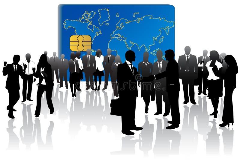 wizytówki peop bankowości