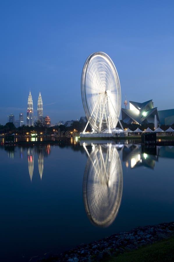 wizyta malaysia fotografia stock