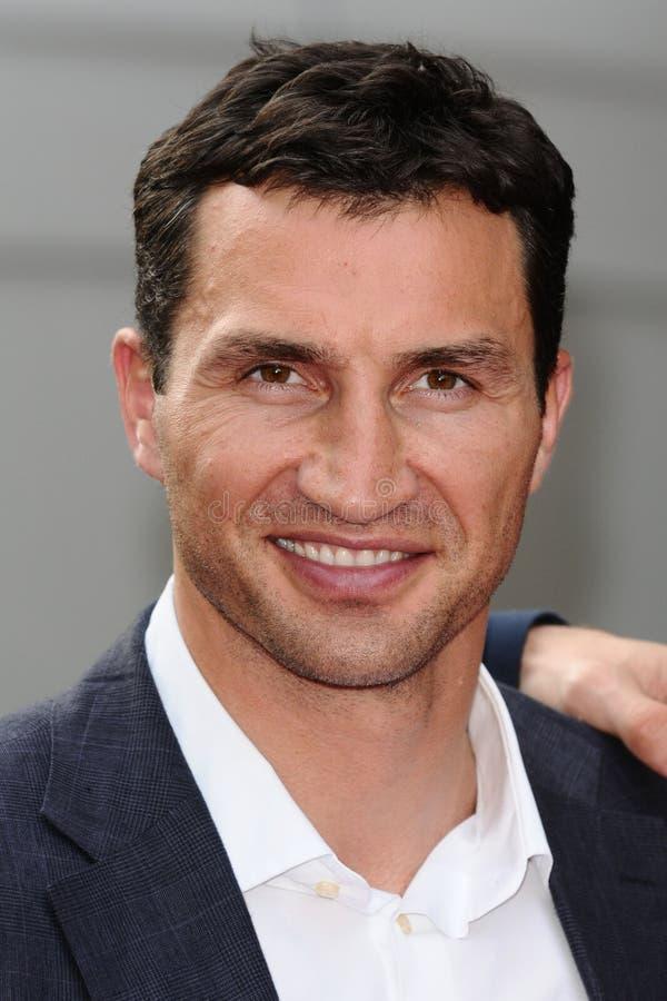 Wladimir Klitschko photos libres de droits