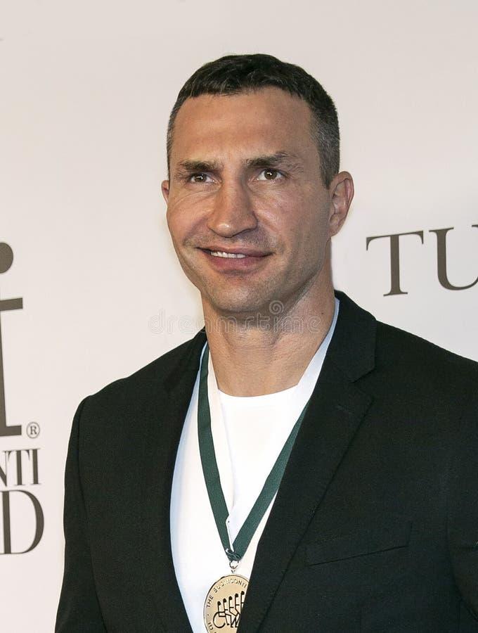 Wladimir Klitschko royalty free stock photography