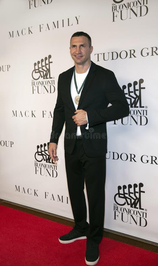 Wladimir Klitschko stock photo