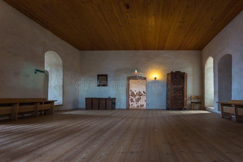 Wnętrza i szczegóły Turku Roszują w Finlandia zdjęcie stock
