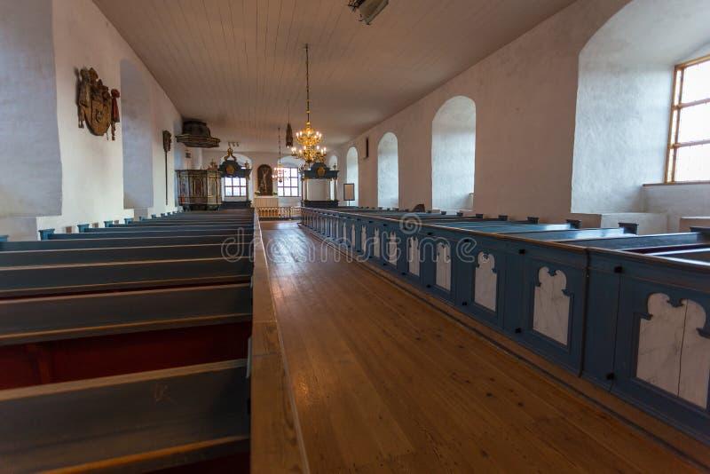 Wnętrza i szczegóły Turku Roszują w Finlandia obraz royalty free