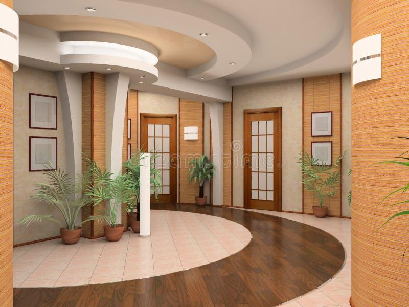 wnętrza komory zdjęcie royalty free