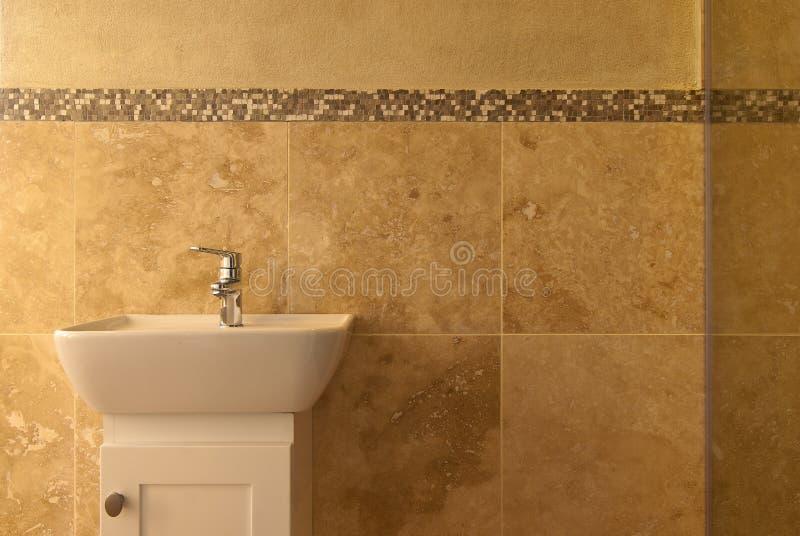 Wnętrze - łazienka zdjęcia royalty free