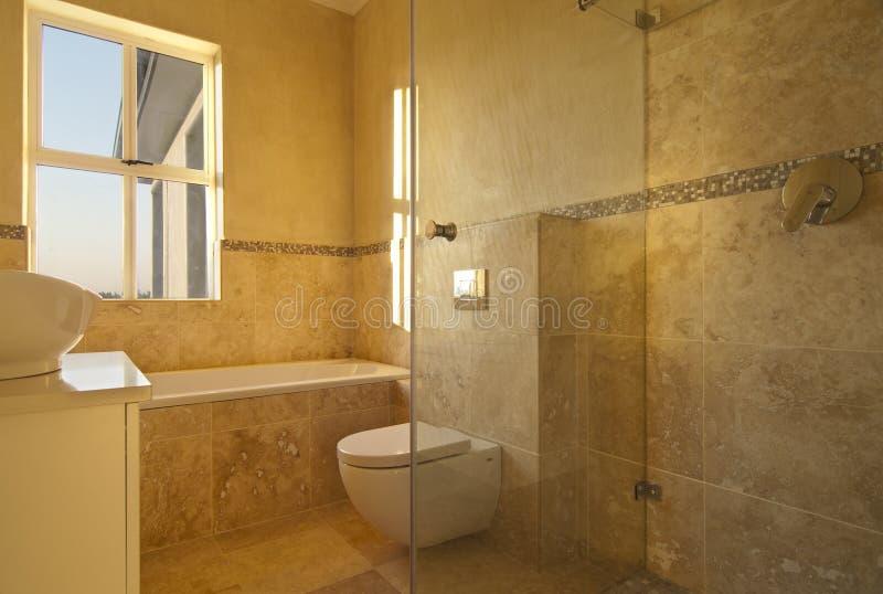 Wnętrze - łazienka fotografia royalty free