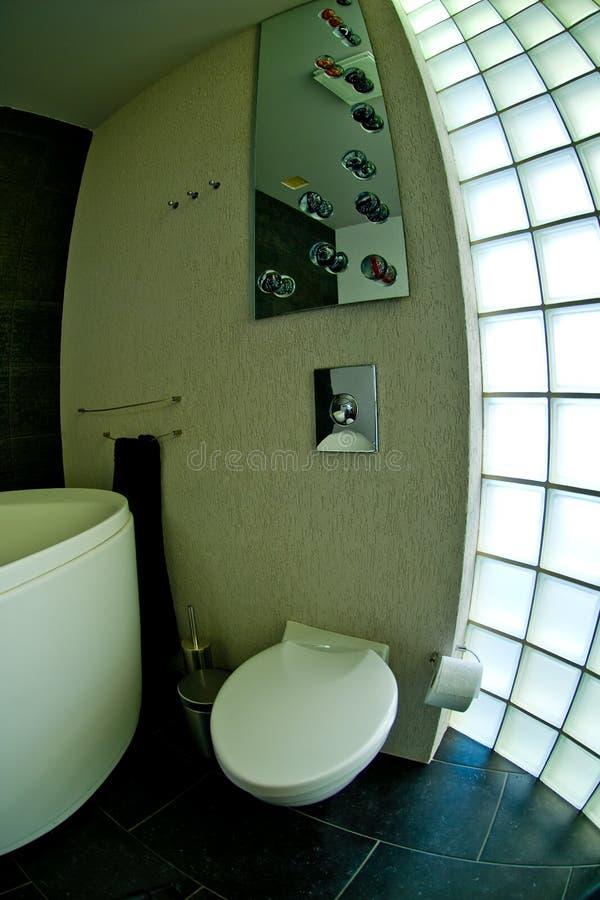 wnętrze łazienki obraz royalty free