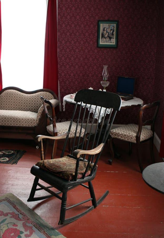 wnętrze domu obrazy stock