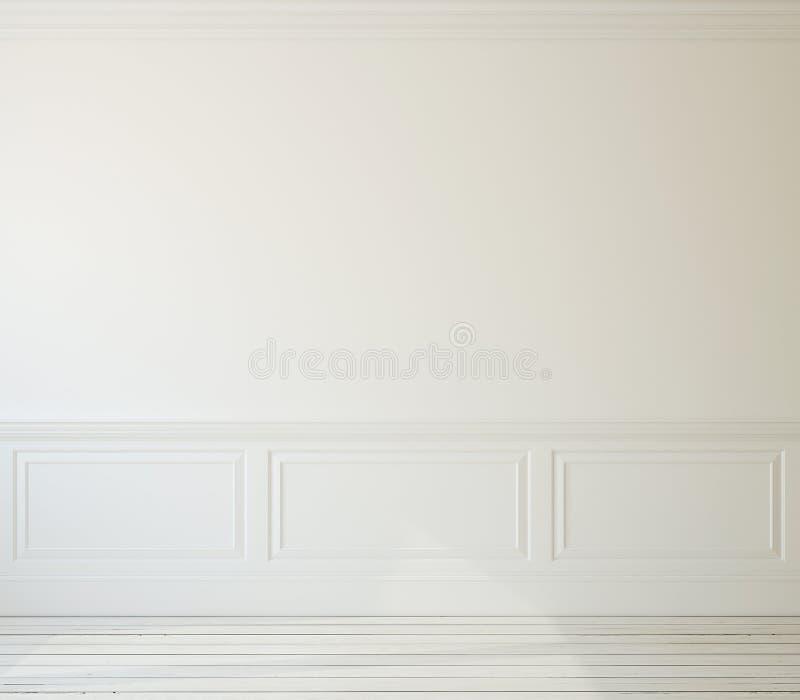 wnętrze pusty pokój ilustracja wektor